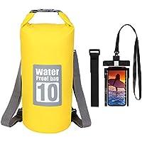 Aike Home Lightweight Floating Waterproof Dry Sack, 20L