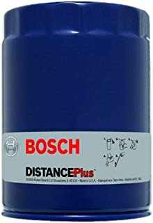 Bosch D3422 Distance Plus High Performance Oil Filter, Pack of 1