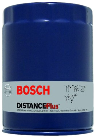 Bosch D3410 Distance Plus High Performance Oil Filter, Pack of 1