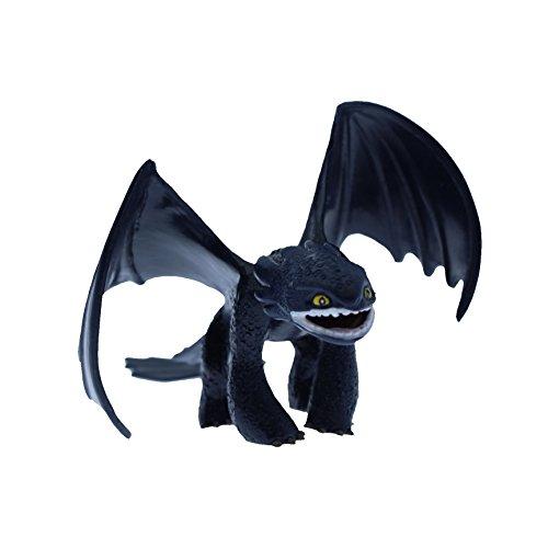 Dreamworks Drachenzähmen leicht gemacht Drache Nachtschatten