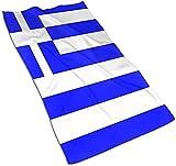 Toallas de Mano, Bandera de Panamá, Estampado de patrón Toalla de baño Suave Altamente Absorbente para baño, Hotel, Gimnasio y SPA-Color 14-27.5 * 15.7 '