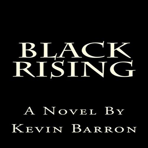 Black Rising audiobook cover art