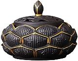 QoHG Holder Incenso Bruciatore di incenso in ceramica Antico Bruciatore di incenso ANTICO PURONE INSULTO PURIFICATO AIR AROMATERAPY BRUCIAMENTO Ornamenti ornamenti