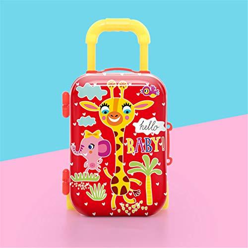 6Wcveuebuc Caja de muebles de muñeca para juguetes de muñecas para bjd, Barbi, Blyth Azone, caja de caramelos, decoración de tartas, caja de joyería, caja de regalo de artes