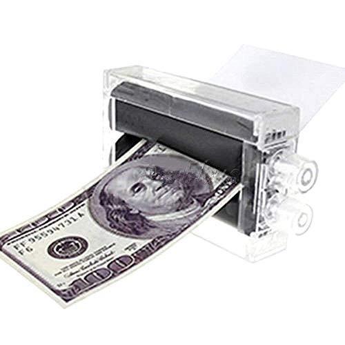 Lovelegis Gelddruckmaschine - Prestigespiele - Zaubertricks - Witze - Gelddruck - Geschenkidee für Weihnachten und Geburtstag