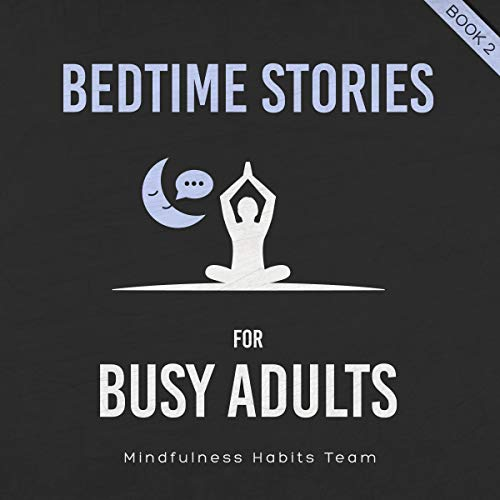 Bedtime Stories for Busy Adults: Sleep Meditation Stories to Find Your Inner Calm, Fall Asleep Fast, and Wake Up Energized  By  cover art