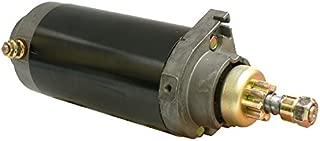 DB Electrical SAB0079 New Starter For Mercury Mariner Outboard 75 90 100 110 115 125 Hp 1989-2004, 50-66015-1, 50-66015-3, 50-66015T, 5392 Mot3004 18-5610 4886540-M030Sm, Sm48865 2-2413-UT 5736N