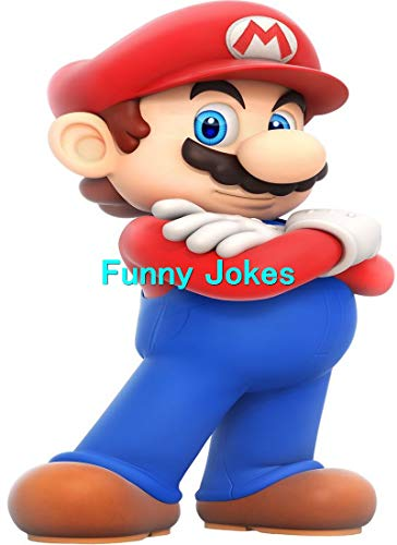 MENES: SUPER MARIO - Amazing Funny Jokes, Menes And Comedy Craziness For Mad Lads (English Edition)