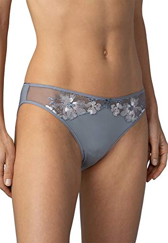 Mey Dessous Serie Precious Damen Mini-Slips Grau 38