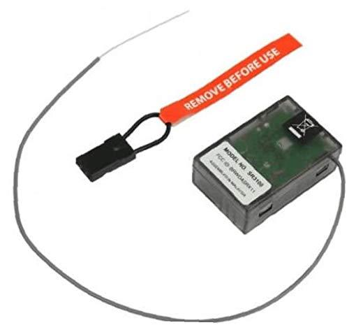 xuew SR3100 2,4 GHz DSM2 Spektrum 3-Kanal-Oberfläche Empfänger für DX3R DX2E Transmitter