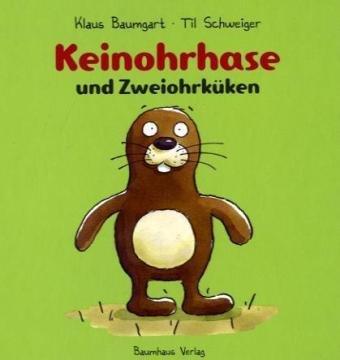 Keinohrhase und Zweiohrküken, Geschenkausgabe (Baumhaus Verlag)
