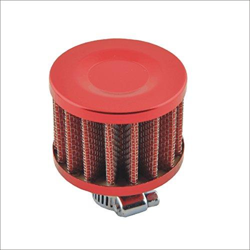 BEESCLOVER slangklem conisch gaas auto-accessoires secundaire luchtfilter schoonmaak voeding Rood