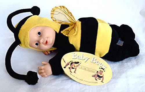 Anne Geddes Baby Bees 8 Plush Doll by Anne Geddes