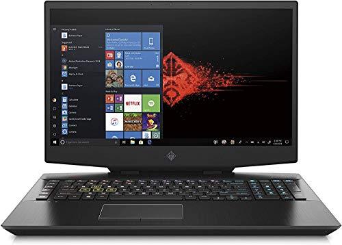 "HP OMEN 17 17.3"" Gaming Laptop 144Hz i7-10750H 12GB RAM 512GB SSD RTX 2070 8GB - 10th Gen i7-10750H Hexa-core - NVIDIA GeForce RTX 2070 8GB - 144 Hz Refresh Rate - Up to 4 hr 15 min Battery Life"