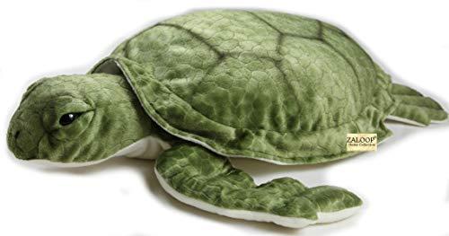 Zaloop Schildkröte Wasserschildkröte ca.57 cm Kuscheltier Plüschtier Stofftier 153