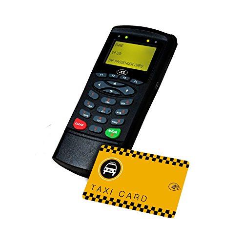 Luxtech ACR89U-A1 Handheld-Chipkartenleser (kontaktlose Version) mit NFC-Tag Unterstützung 32-Bit-RISC-Prozessor mit Embedded FreeRTOS
