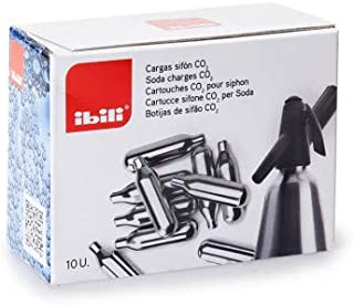 IBILI N2O Cargador Sifones De Nata 8g Caja 100Pcs X N2O IBIL