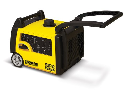 CHAMPION POWER EQUIPMENT 3100-Watt RV Ready Portable Inverter Generator