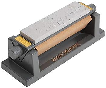 Smith s - TRI6 TRI-6 Arkansas TRI-HONE Sharpening Stones System Gray