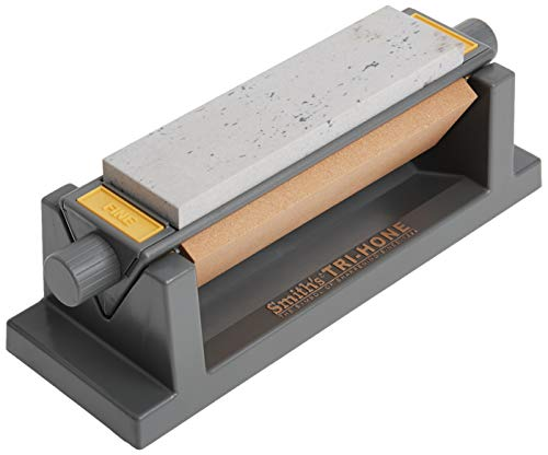 Smith's - TRI6 TRI-6 Arkansas TRI-HONE Sharpening...