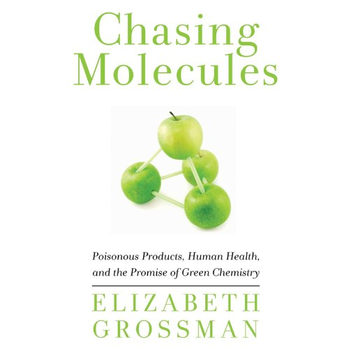 Chasing Molecules audiobook cover art