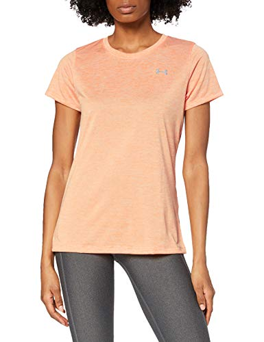 Preisvergleich Produktbild Under Armour Damen UA Tech Twist T-Shirt,  orange
