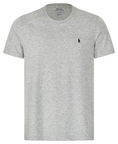 Polo Ralph Lauren Crew Neck Shirt Unterziehshirt Pyjama Top Gr. L Grey (003)