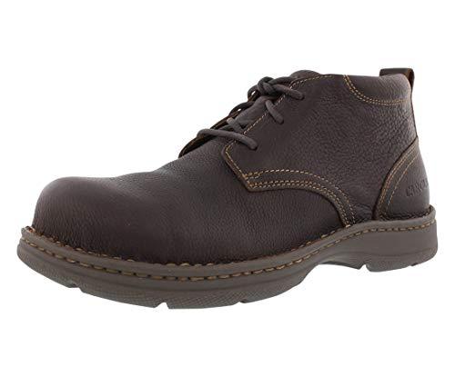 Carolina Opanka Chukka Wide Boots Herren Schuhe Gr. 44 Braun