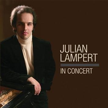 Lampert in Concert