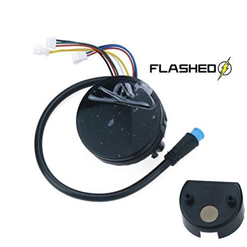 Dashboard Circuit Board Assembly for Segway Ninebot ES4/ES2/ES1 - FLASHED -