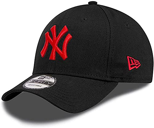 NEW ERA 9 Cappello Forty Strapback MLB New York Yankees, Adulti (unisex), #2770, OSFA (One Size fits all)