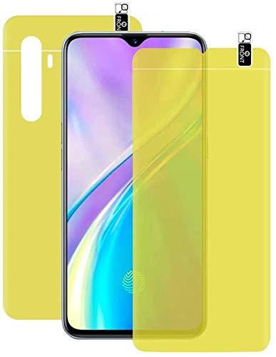 Película Gel Frente Verso Full Cover Huawei Honor 8X Max