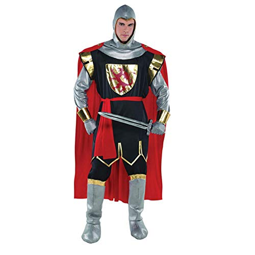 Christy`s Brave Crusader Knight Déguisement standard adulte