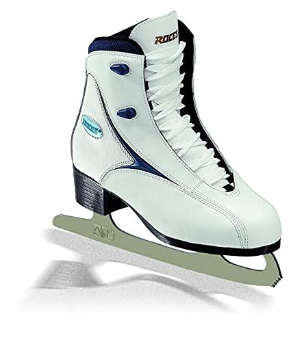 Roces RFG 1 Eiskunstlauf-Schlittschuhe (Weiß - 29)