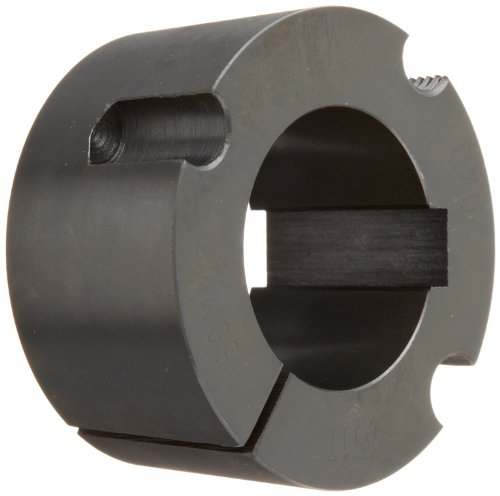 "Gates 2517 50MM Taper-Lock Bushing, 50mm Bore, 1.7"" Length, 2.5"" Max Bore"