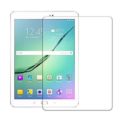 theoutlettablet Cristal Templado Protector Pantalla para Tablet Samsung Galaxy Tab E 9.6' SM-T560 561 (Tempered Glass) máxima Calidad y protección
