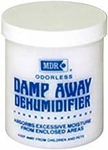 Desumidificador AmazonMDR para uso em áreas úmidas 81ml MDR304