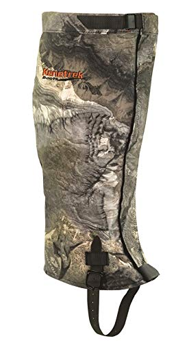 Kenetrek Hunting Gaiter, Mossy Oak Terra, Large