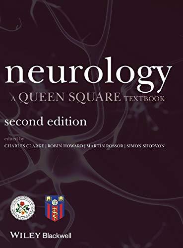 Neurology: A Queen Square Textbook - http://medicalbooks.filipinodoctors.org