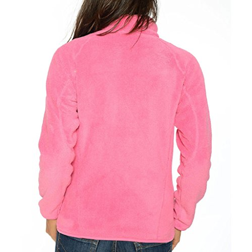 Geographical Norway dames UNIFLORE LADY ASSORT B jas, roze (malabar), Large (fabrikantmaat: 3)