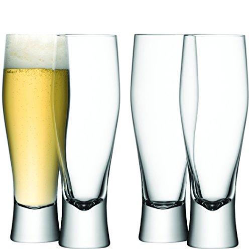 LSA International-Bicchiere. colore: trasparente. trasparente. 400 ml