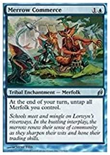 Magic: the Gathering - Merrow Commerce - Lorwyn