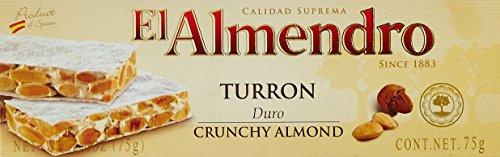 El Almendro Turrón Duro, 75 g