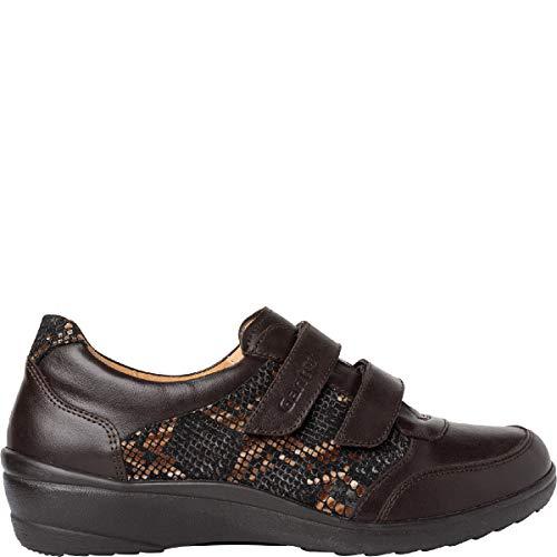 Ganter Sensitiv Helga-h, Zapatos para Profesionales Sanitarios Mujer, Marrón Oscuro, 36 EU