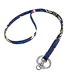 Our Top 10 Favorite Products on Amazon for the New Year (2017) - Vera Bradley Lanyard