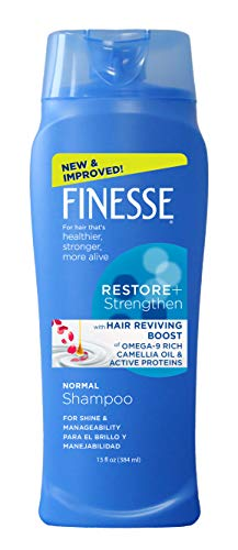 Finesse Normal Shampoo, 13-Ounce (Pack of 6)