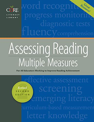 Compare Textbook Prices for Assessing Reading Multiple Measures Revised  2018 Core Literacy Training Series 3rd Edition ISBN 9781634022439 by Linda Diamond,B.J. Thorsnes