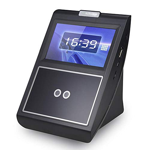 WMC 4.3 Pulgadas Asistir Máquina, Máquina De La Atención del Empleado Contraseña Comprobación En Nómina Grabadora Facial del Tiempo del Reconocimiento De Asistencia
