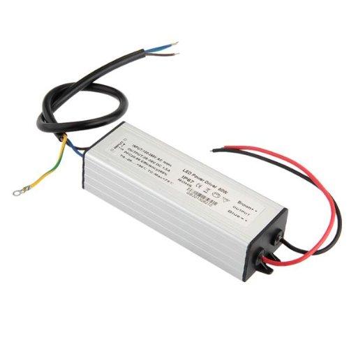 CroLED LED Alimentatore Driver Corrente Costante DC30-36V 1500mA 50W Impermeabile IP67