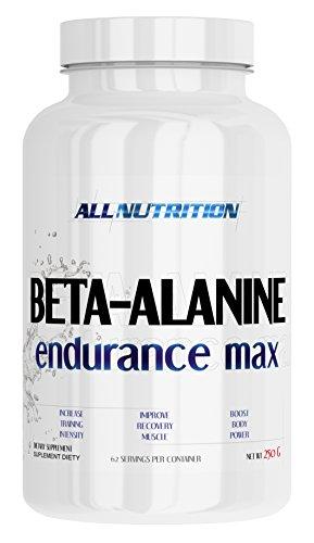 All Nutrition Beta-Alanina Endurance Max Suplemento Dietario 250 g